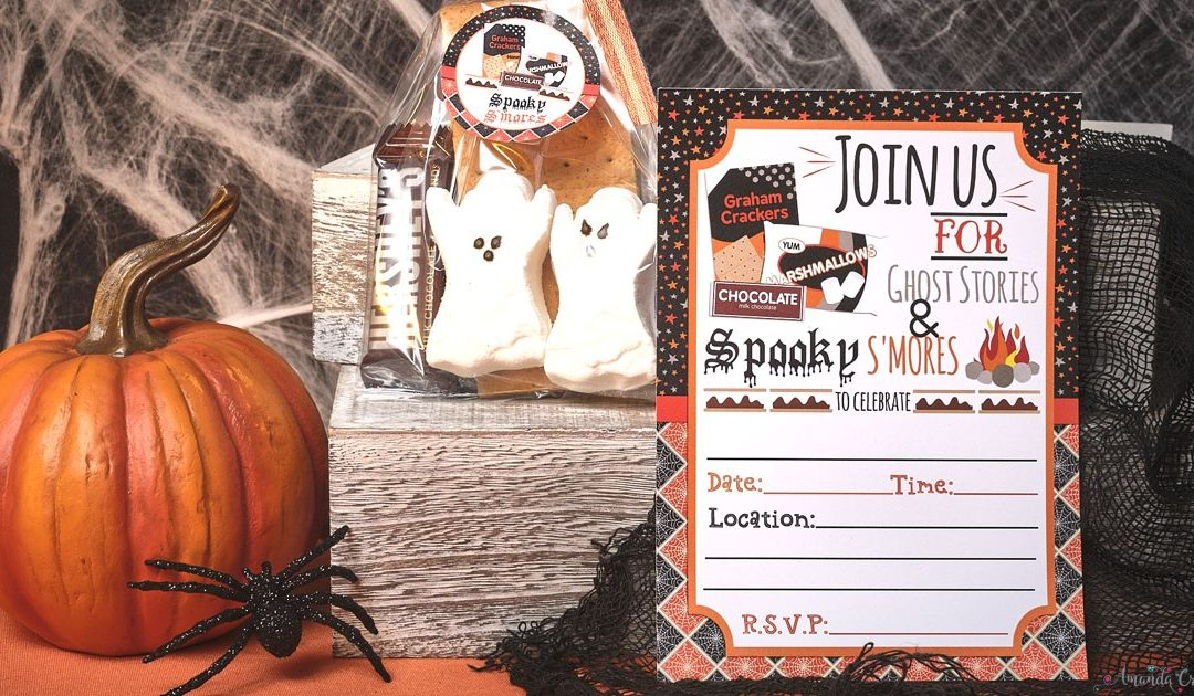 Spooky S'mores – a Thrilling Halloween Treat