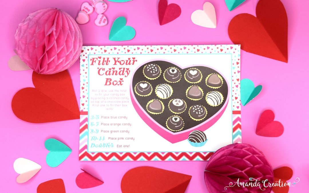 You Will LOVE These Valentine's Day Games!