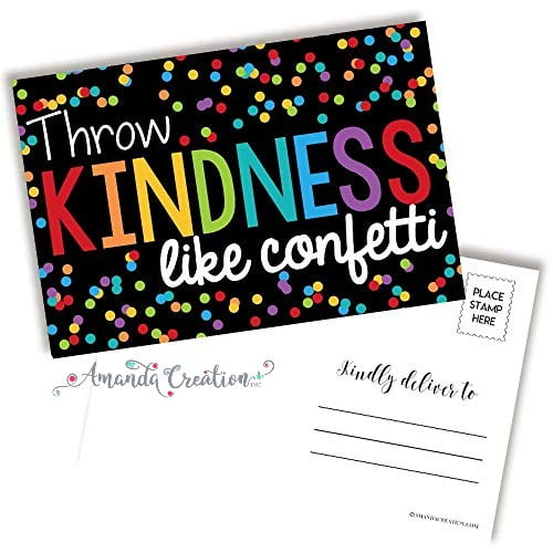 Say Hello With These Wonderful Kindness Postcards
