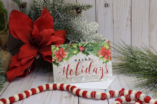 Holiday Postcards Bring Joy